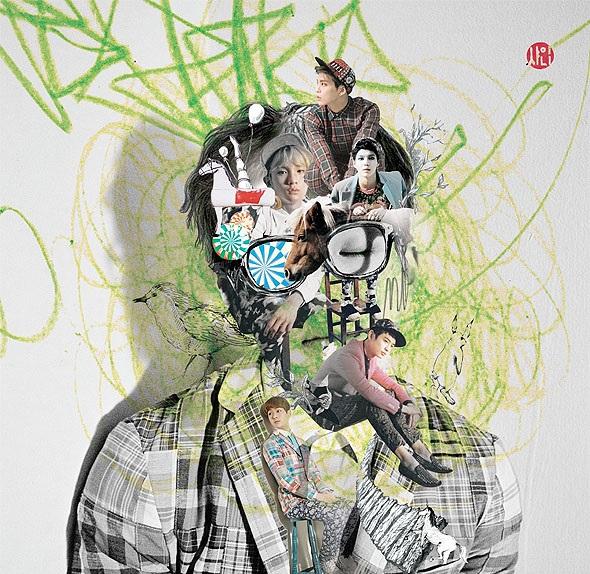 shinee-dream-girl-album-cover